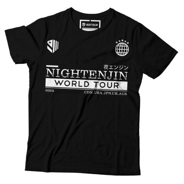 World Tour Tee